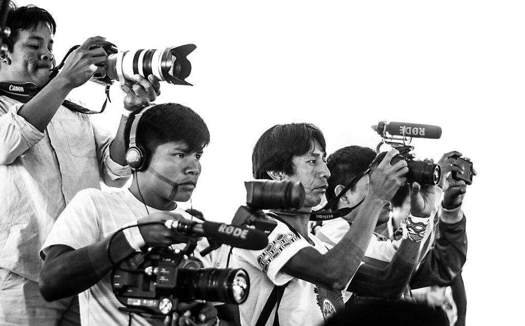 Edgar Kanaykõ Xakriabá - O olhar indígena que atravessa a lente