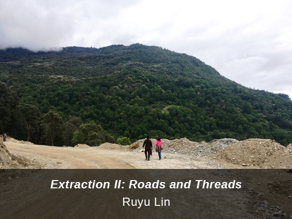 Link to contribution from Ruyu Lin: Extraction II, Roads and Threads