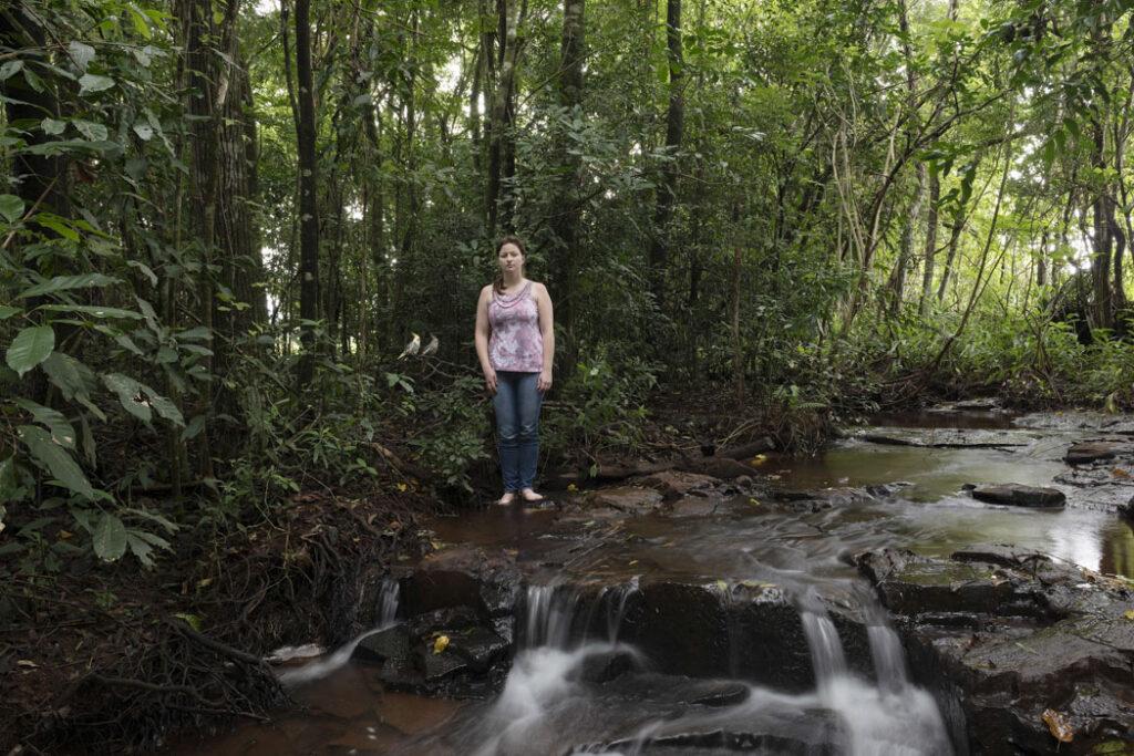 Dead Water by Participants & Marilene Ribeiro, Portrait of Camila