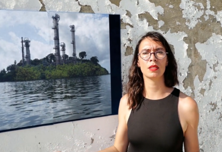 Maica Gugolati - Introducing Floating Tropics for Extracting Us