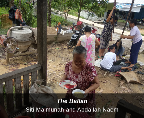 The Balian by Siti Maimunah and Abdallah Naem
